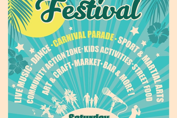 Stockwell Festival - 6th July 1-7pm @Larkhall Park