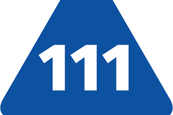 NEW: ENHANCED NHS 111 SERVICE!