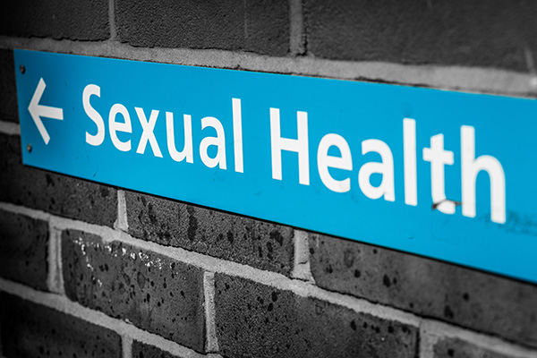 Sexual health center london nhs